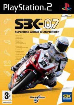 Jaquette de SBK-07 : Superbike World Championship 07 PlayStation 2