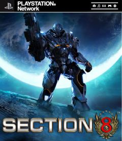 Jaquette de Section 8 PlayStation 3