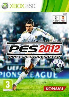 Jaquette de PES 2012 Xbox 360
