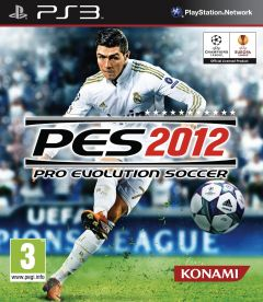 Jaquette de PES 2012 PlayStation 3