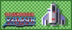 Jaquette de 3D Classics Xevious Nintendo 3DS