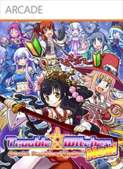 Jaquette de Trouble Witches Neo Xbox 360