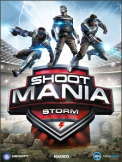 Jaquette de ShootMania Storm PC