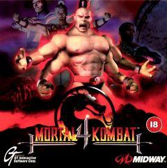 Jaquette de Mortal Kombat 4 PC