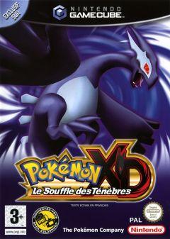 Jaquette de Pokémon XD : Le Souffle des Ténèbres GameCube
