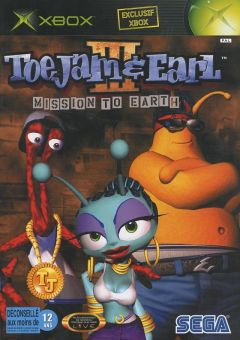 Jaquette de ToeJam & Earl III : Mission to Earth Xbox