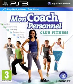 Jaquette de Mon Coach Personnel : Club Fitness PlayStation 3