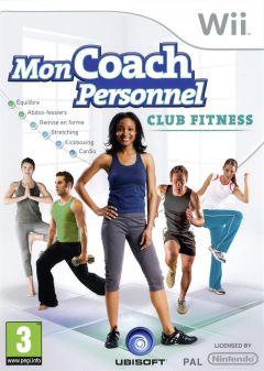 Jaquette de Mon Coach Personnel : Club Fitness Wii