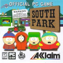 Jaquette de South Park PC
