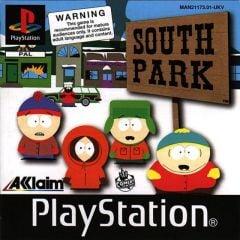 Jaquette de South Park PlayStation