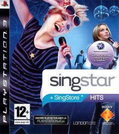 Jaquette de SingStar Hits PlayStation 3