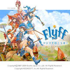 Jaquette de Flyff PC