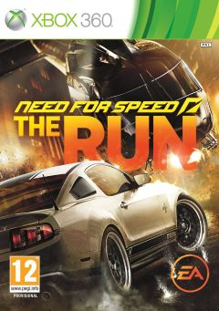 Jaquette de Need For Speed The Run Xbox 360