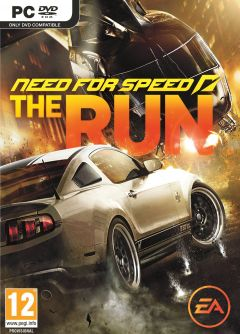 Jaquette de Need For Speed The Run PC