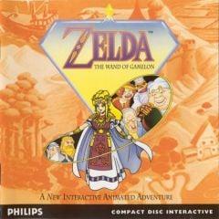 Zelda : The Wand of Gamelon (CDi)