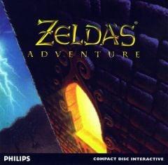 Jaquette de Zelda's Adventure CDi