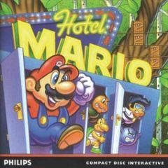 Jaquette de Hotel Mario CDi