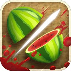 Jaquette de Fruit Ninja iPhone, iPod Touch
