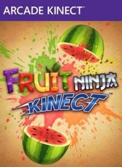 Jaquette de Fruit Ninja Xbox 360
