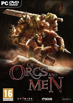 Jaquette de Of Orcs and Men PC