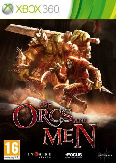 Jaquette de Of Orcs and Men Xbox 360