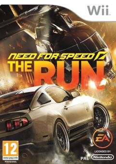 Jaquette de Need For Speed The Run Wii