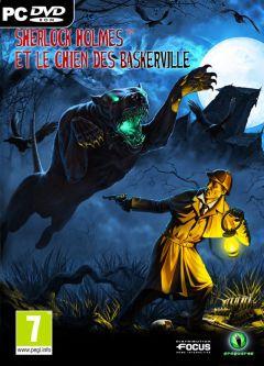 Jaquette de Sherlock Holmes et le chien des Baskerville PC