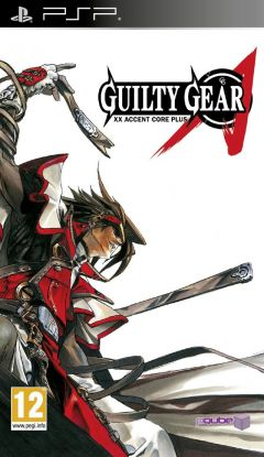 Jaquette de Guilty Gear XX Accent Core Plus PSP
