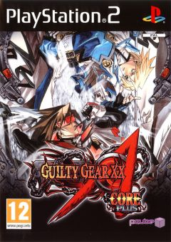 Jaquette de Guilty Gear XX Accent Core Plus PlayStation 2