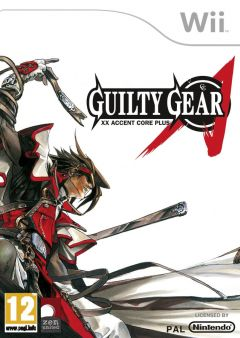 Jaquette de Guilty Gear XX Accent Core Plus Wii