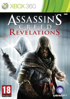 Jaquette de Assassin's Creed : Revelations Xbox 360