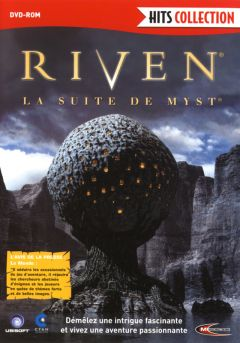 Jaquette de Riven : La Suite de Myst PC
