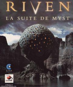 Jaquette de Riven : La Suite de Myst Mac