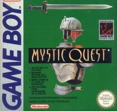 Jaquette de Mystic Quest Game Boy