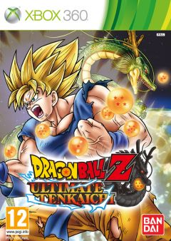 Jaquette de Dragon Ball Z Ultimate Tenkaichi Xbox 360