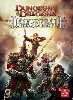 Jaquette de Dungeons & Dragons : Daggerdale PC