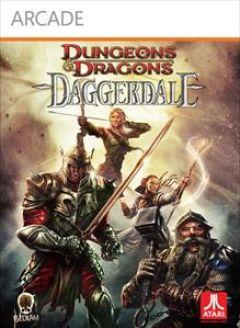 Jaquette de Dungeons & Dragons : Daggerdale Xbox 360