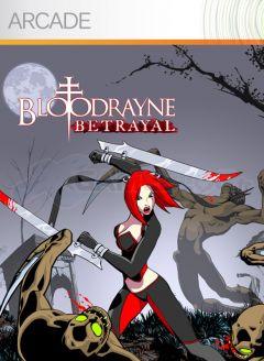 Jaquette de BloodRayne : Betrayal Xbox 360