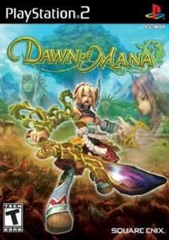 Jaquette de Dawn of Mana PlayStation 2