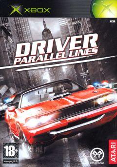 Jaquette de Driver : Parallel Lines Xbox