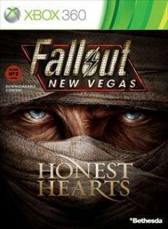 Jaquette de Fallout New Vegas : Honest Hearts Xbox 360