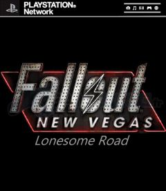 Jaquette de Fallout New Vegas : Lonesome Road PlayStation 3