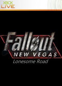 Jaquette de Fallout New Vegas : Lonesome Road Xbox 360