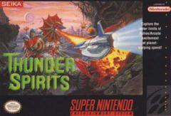 Jaquette de Thunder Spirits Super NES