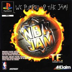 Jaquette de NBA Jam : Tournament Edition PlayStation
