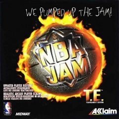 Jaquette de NBA Jam : Tournament Edition PC
