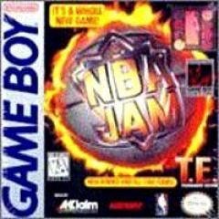 Jaquette de NBA Jam : Tournament Edition Game Boy