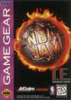 Jaquette de NBA Jam : Tournament Edition GameGear