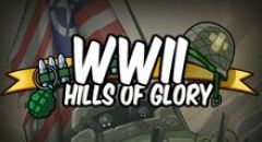 Jaquette de Hills of Glory WWII iPhone, iPod Touch