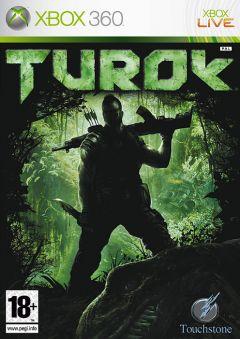 Jaquette de Turok Xbox 360